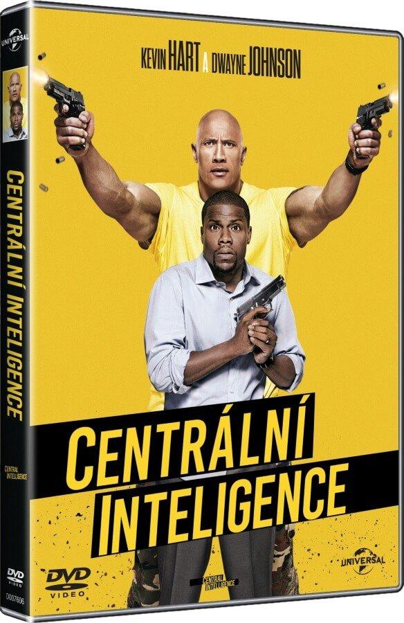 Centrální inteligence (DVD)