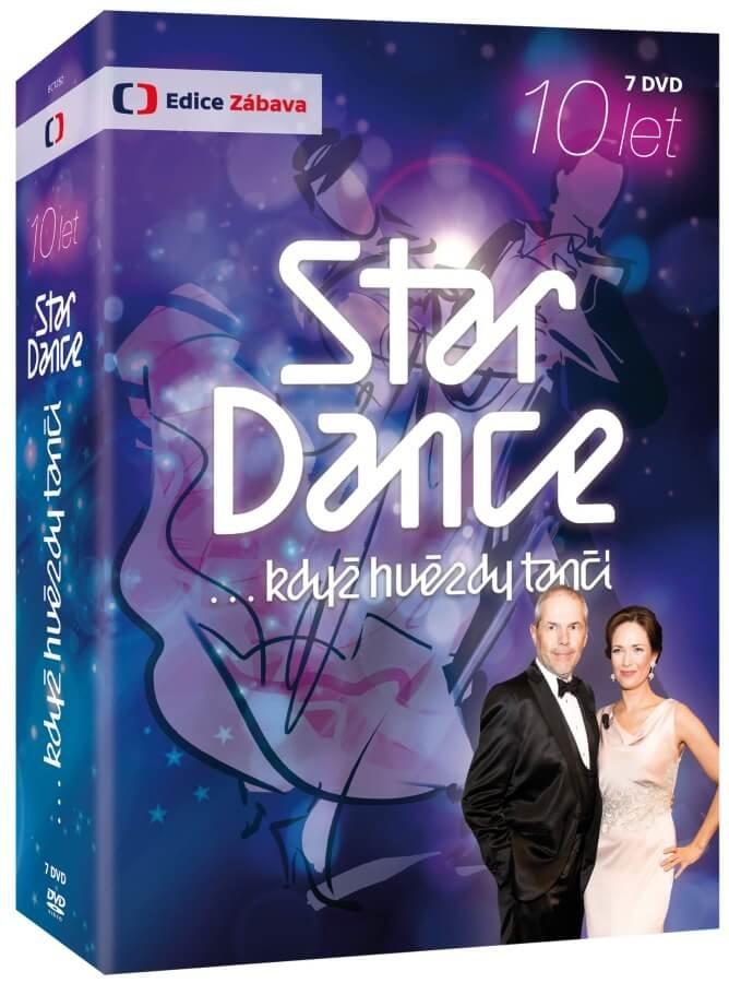 StarDance aneb když hvězdy tančí (7xDVD)