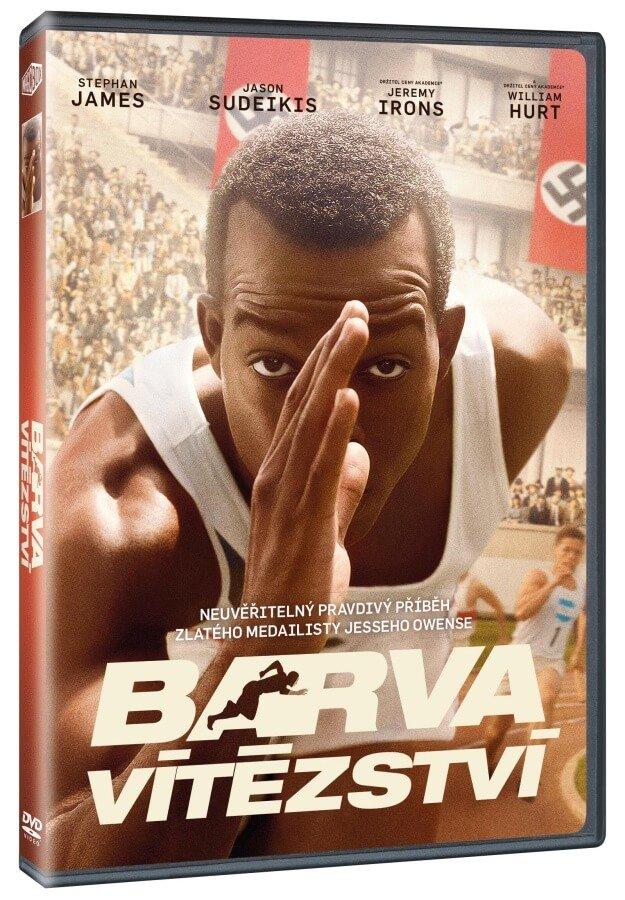Barva vítězství (DVD)