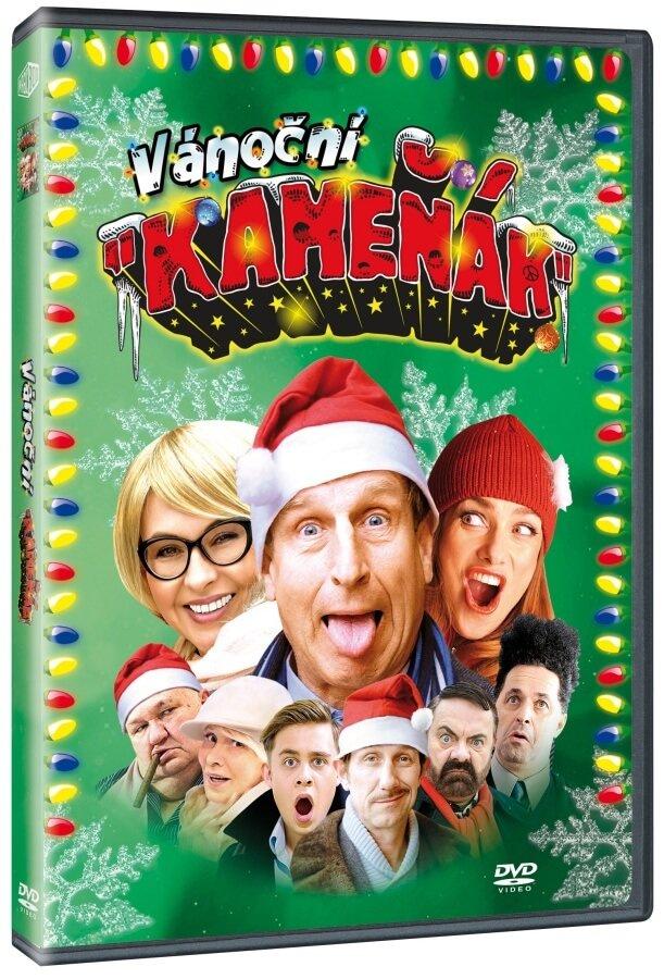 Vánoční Kameňák (DVD)