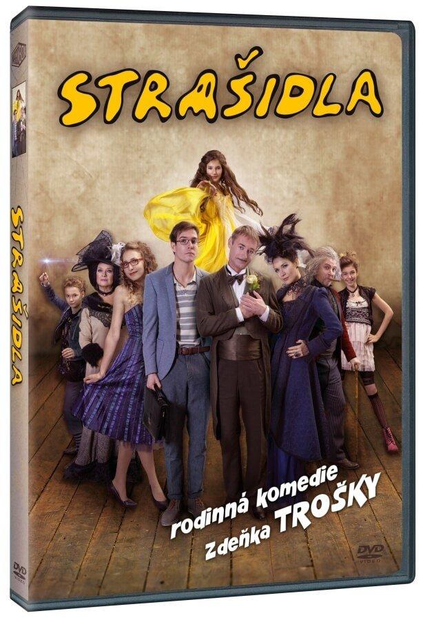 Strašidla (DVD)