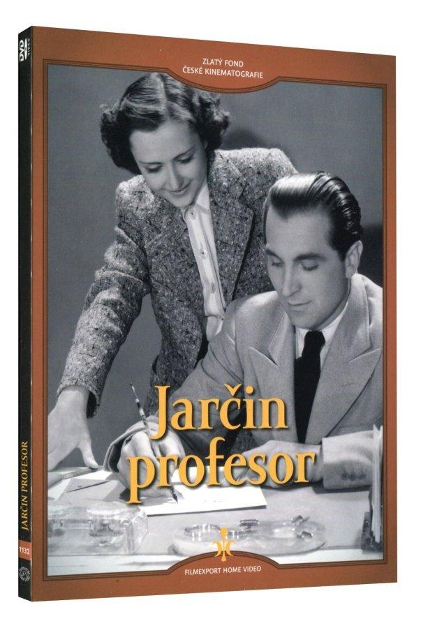 Jarčin profesor (DVD) - digipack