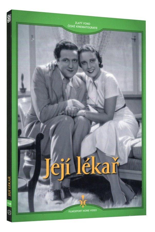 Její lékař (DVD) - digipack