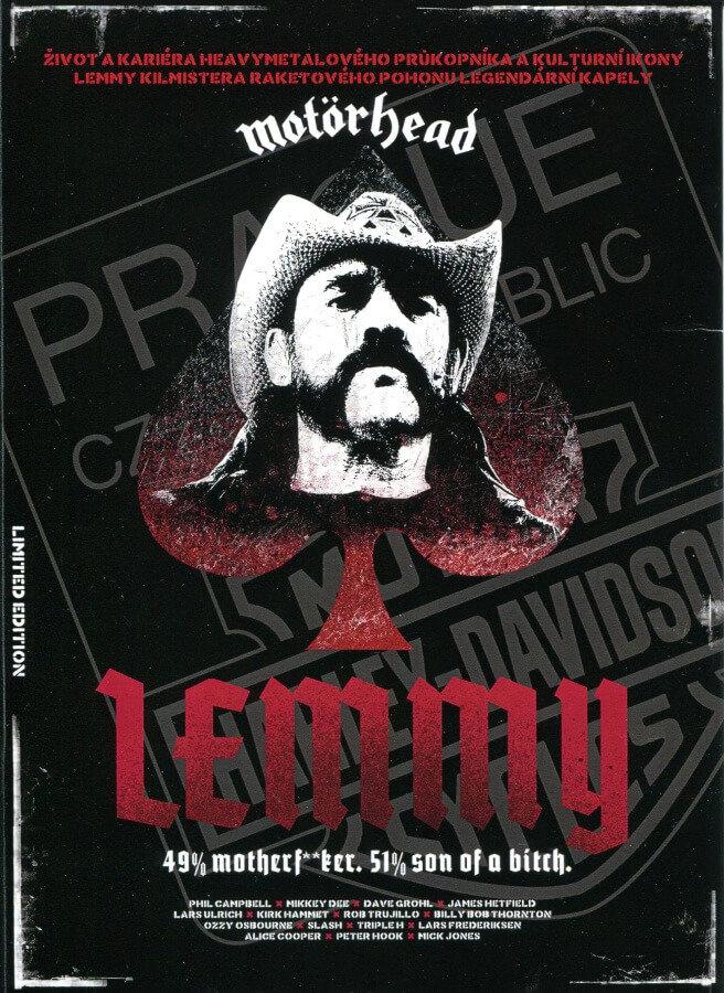 Lemmy: Motorhead (DVD)