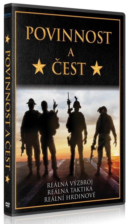 Povinnost a čest (DVD)