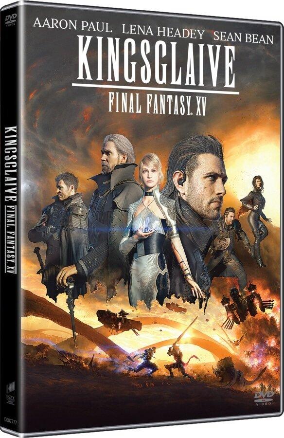 Kingsglaive: Final Fantasy XV (DVD)