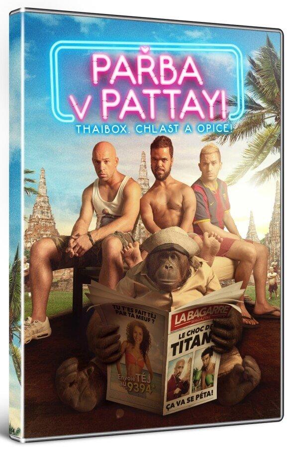 Pařba v Pattayi (DVD)