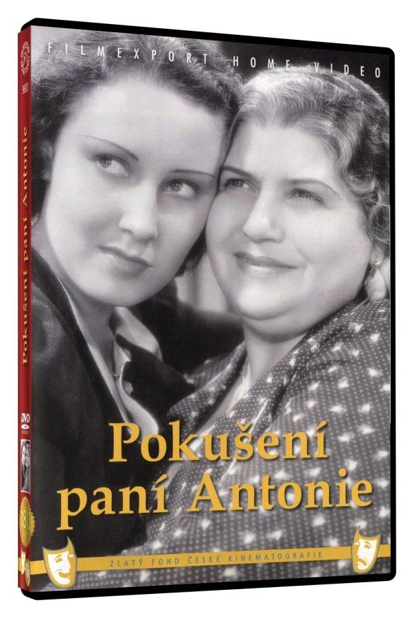 Pokušení paní Antonie (DVD)