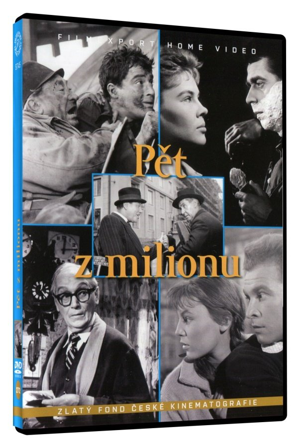 Pět z milionu (DVD)