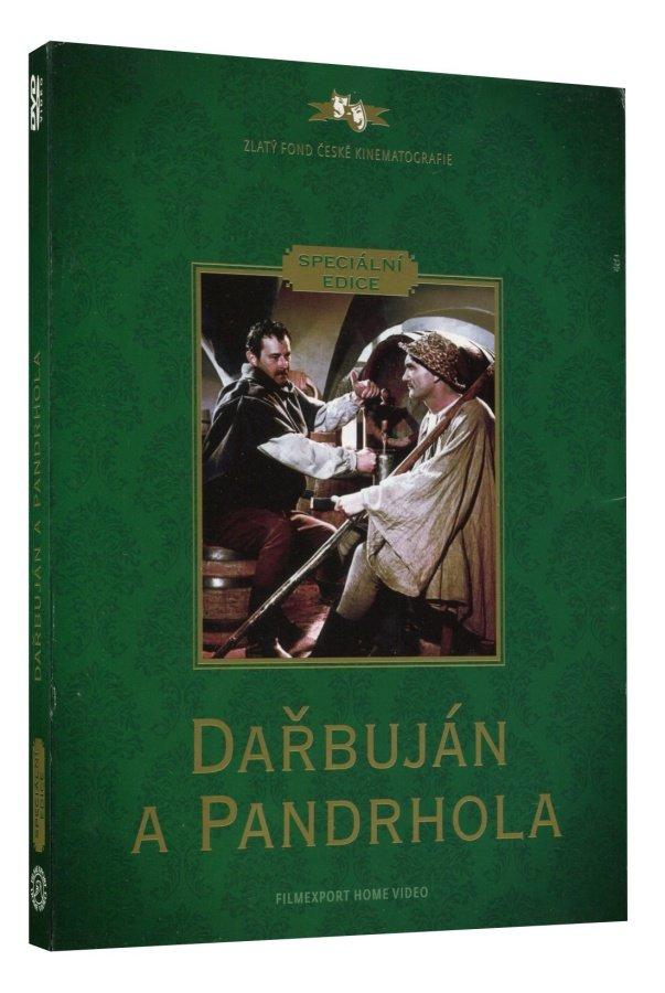 Dařbuján a Pandrhola (DVD) - speciální edice s bonusy