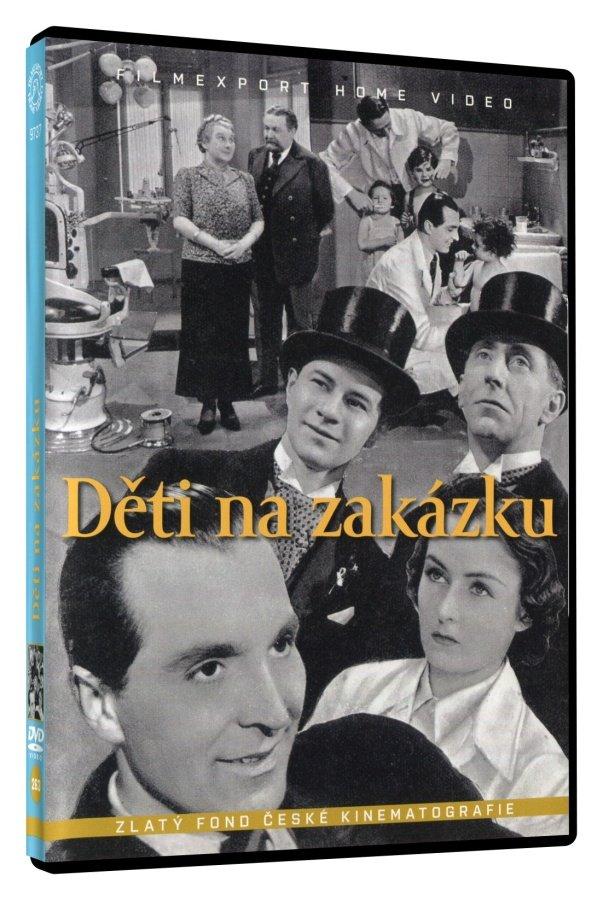 Děti na zakázku (DVD)