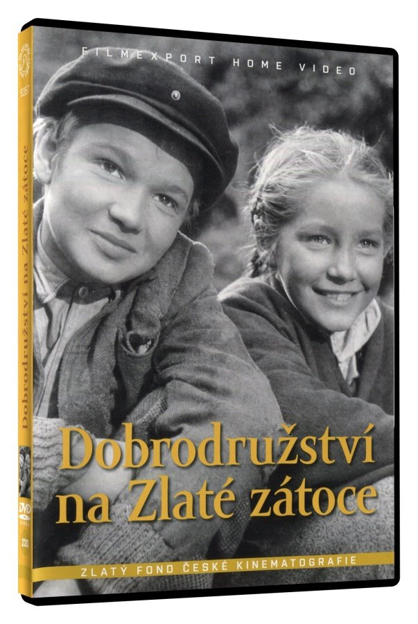 Dobrodružství na Zlaté zátoce (DVD)