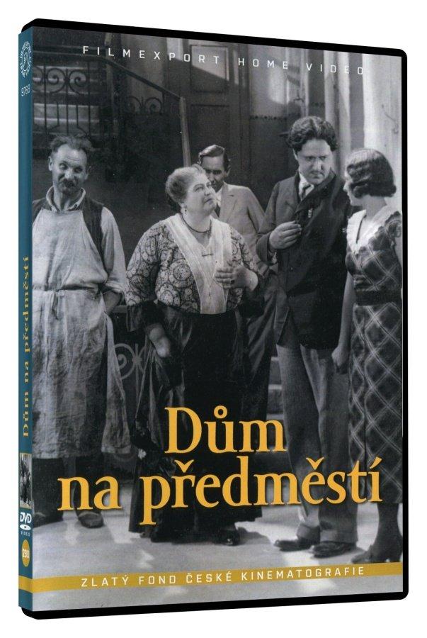 Dům na předměstí (DVD)