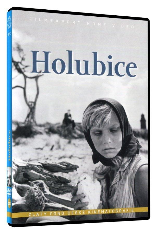 Holubice (DVD)