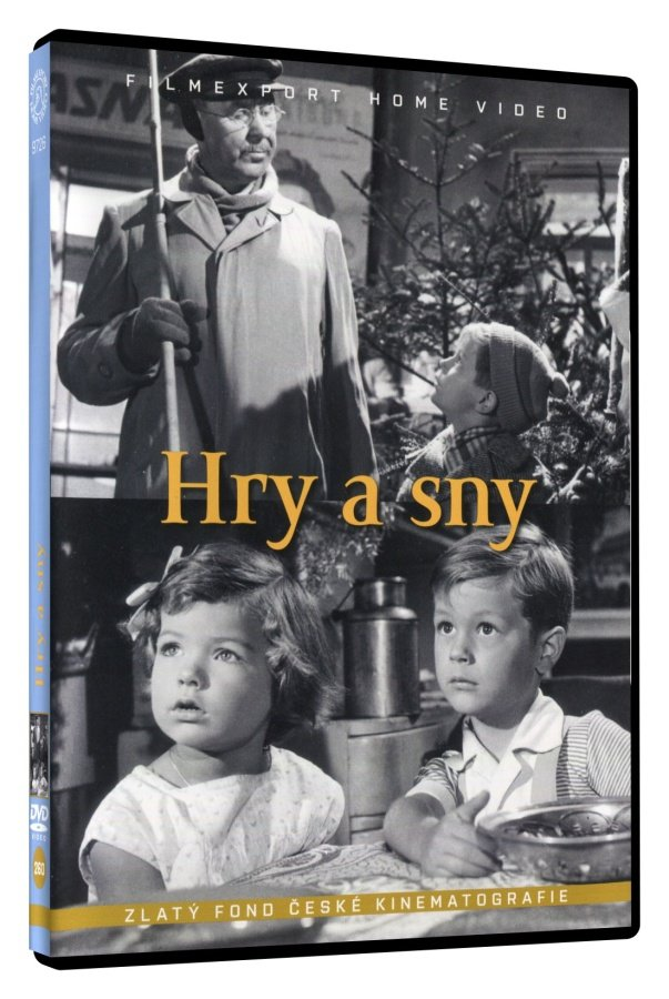 Hry a sny (DVD)