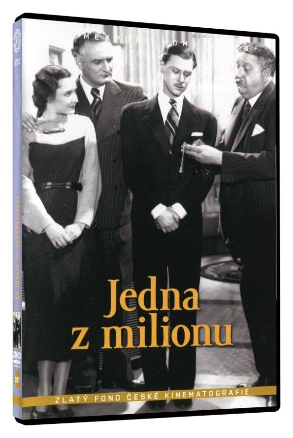 Jedna z milionu (DVD)