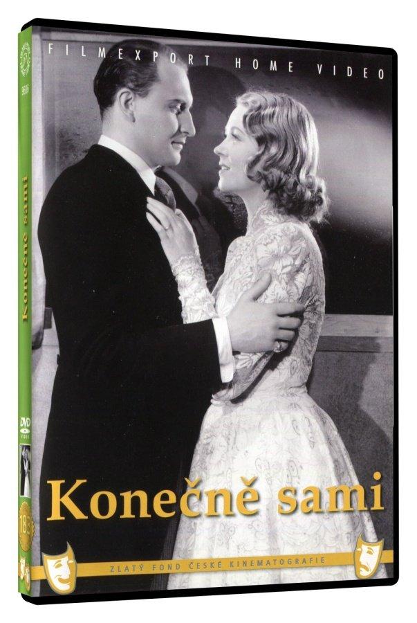 Konečně sami (DVD)