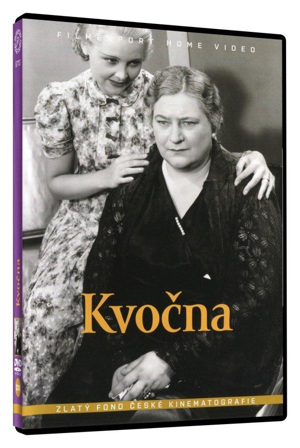 Kvočna (DVD)