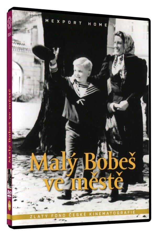 Malý Bobeš ve městě (DVD)