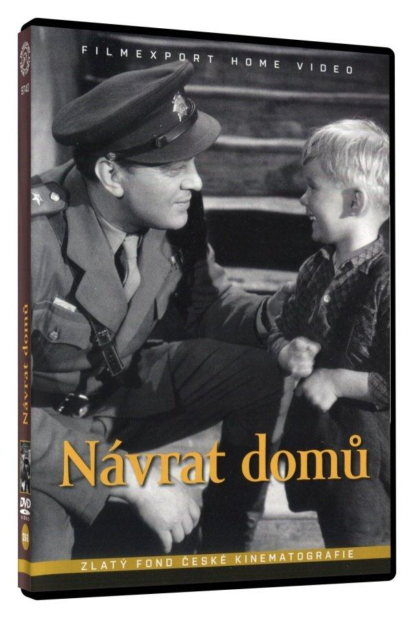Návrat domů (DVD)