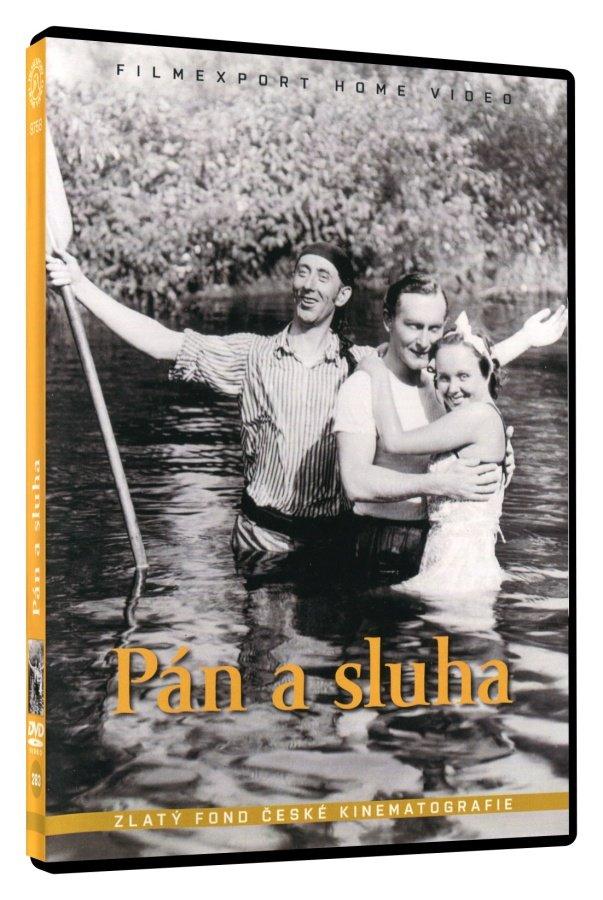 Pán a sluha (DVD)
