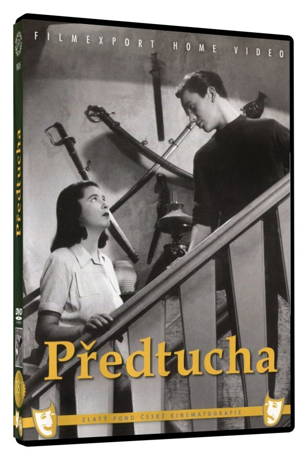 Předtucha (DVD)