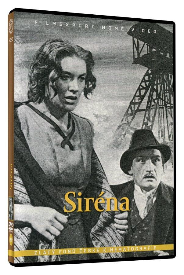 Siréna (DVD)
