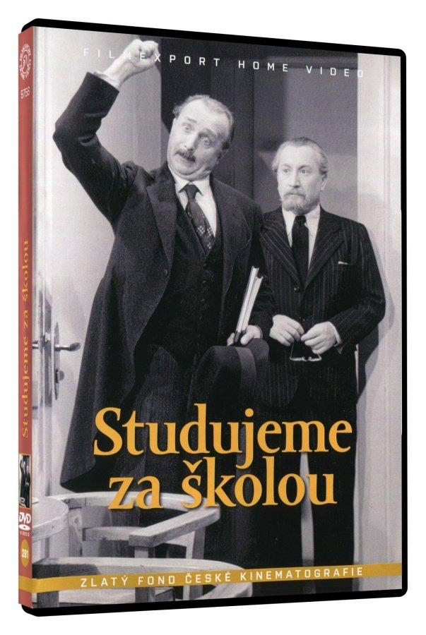 Studujeme za školou (DVD)