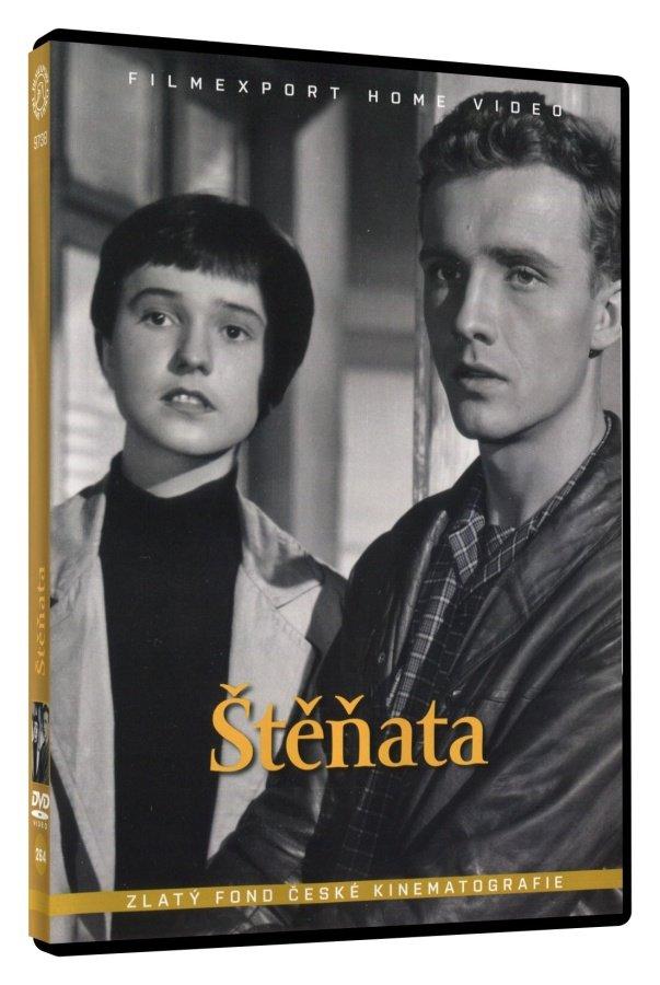 Štěňata (DVD)