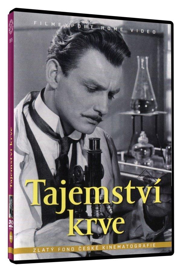 Tajemství krve (DVD)