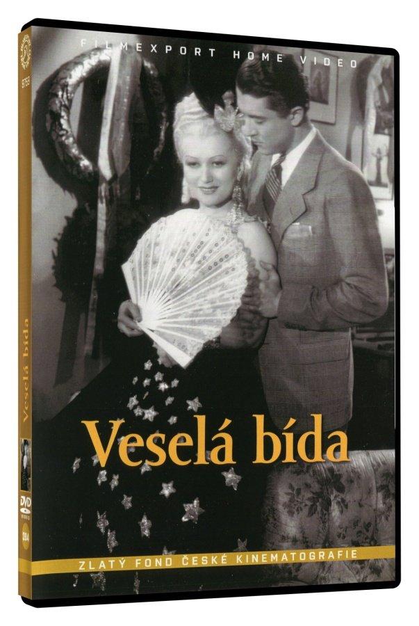 Veselá bída (DVD)