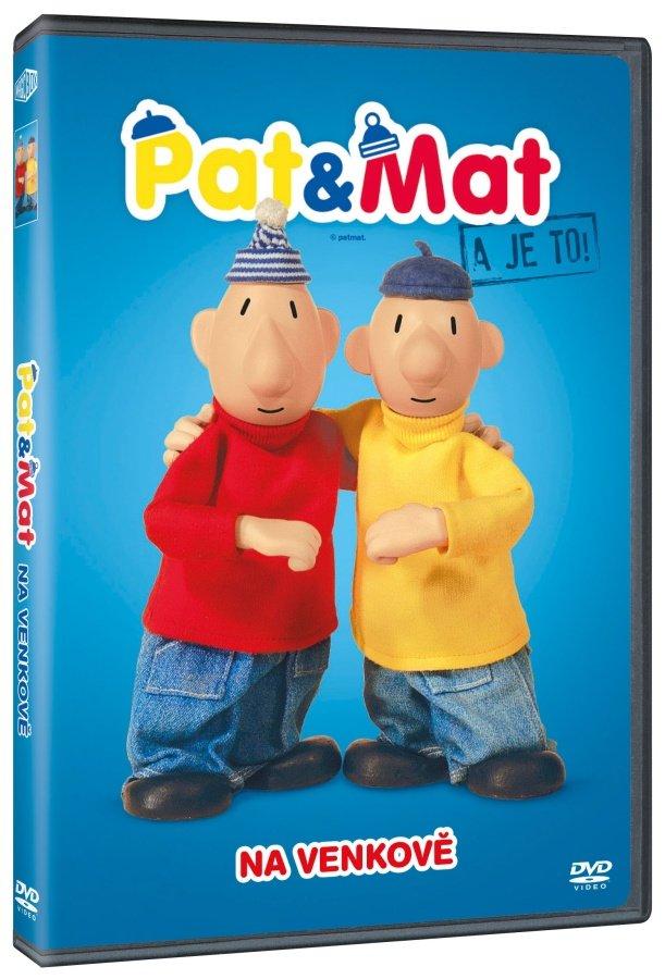 Pat a Mat ...A je to! Na venkově (DVD)
