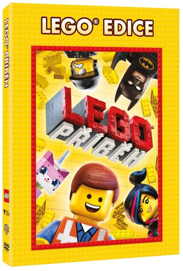 LEGO příběh (DVD) - edice Lego filmy