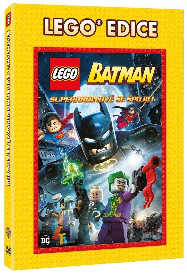 Lego: Batman (DVD) - edice Lego filmy
