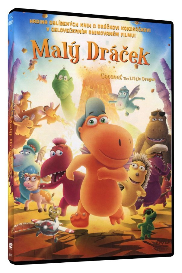 Malý dráček (DVD)