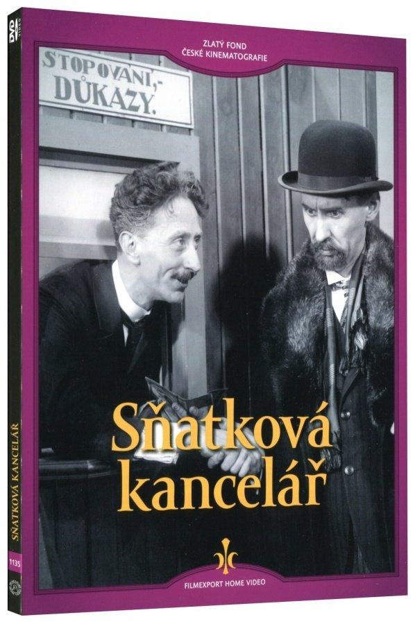 Sňatková kancelář (DVD) - digipack