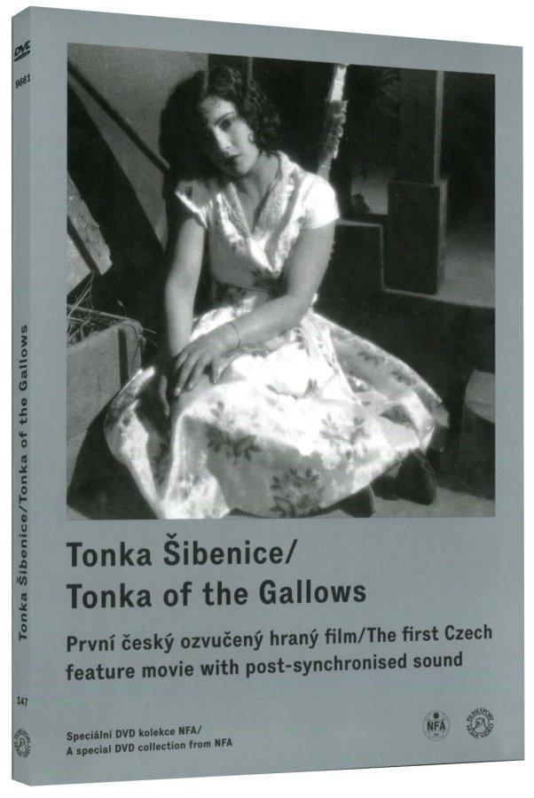 Tonka Šibenice (DVD) - digipack