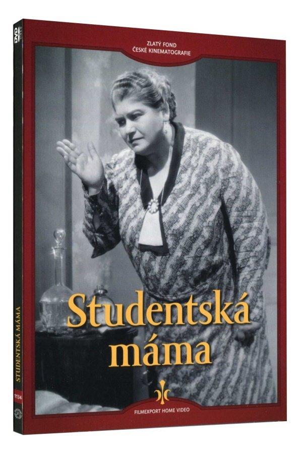Studentská máma (DVD) - digipack