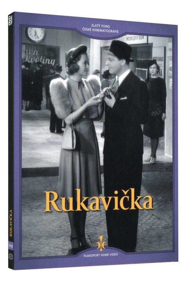 Rukavička (DVD) - digipack