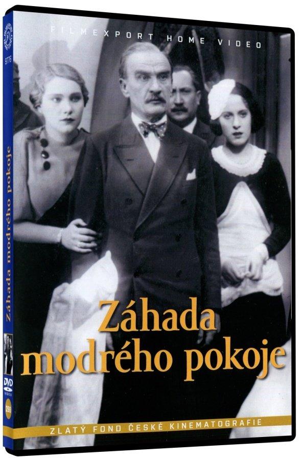 Záhada modrého pokoje (DVD)