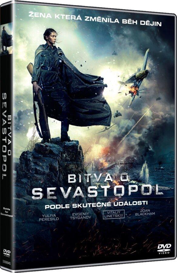 Bitva o Sevastopol (DVD)