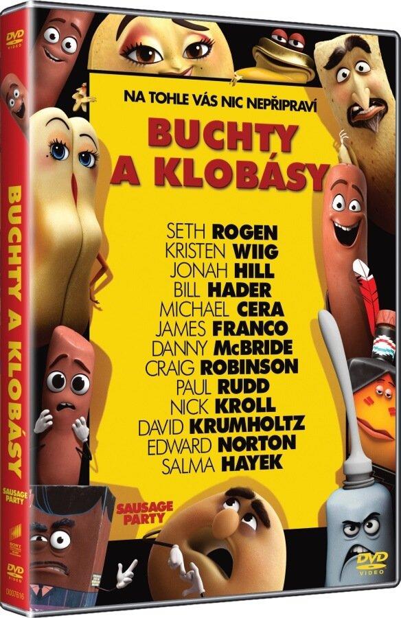 Buchty a klobásy (DVD)