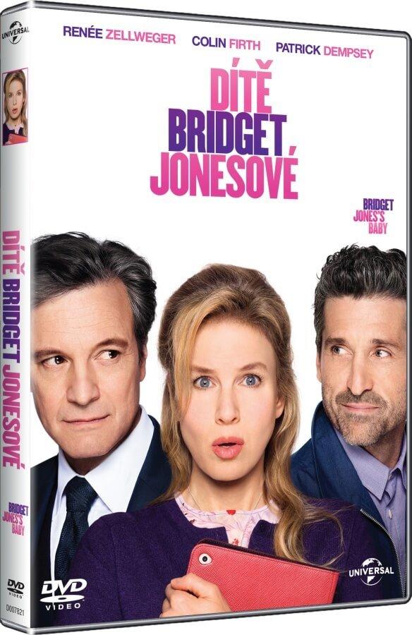 Dítě Bridget Jonesové (DVD)