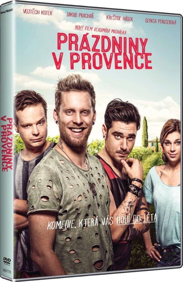 Prázdniny v Provence (DVD)