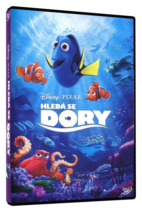 Hledá se Dory (DVD)