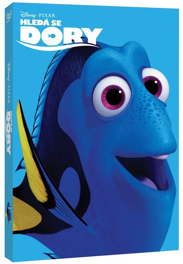Hledá se Dory (DVD) - Disney Pixar edice