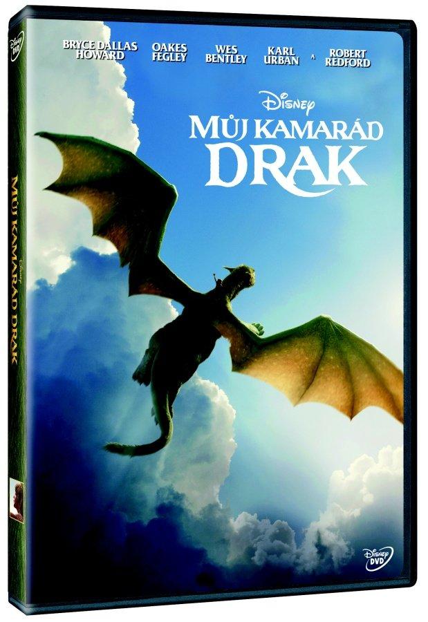 Můj kamarád drak (DVD)