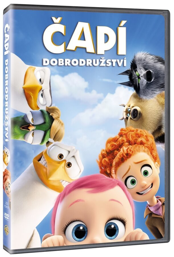 Čapí dobrodružství (DVD)