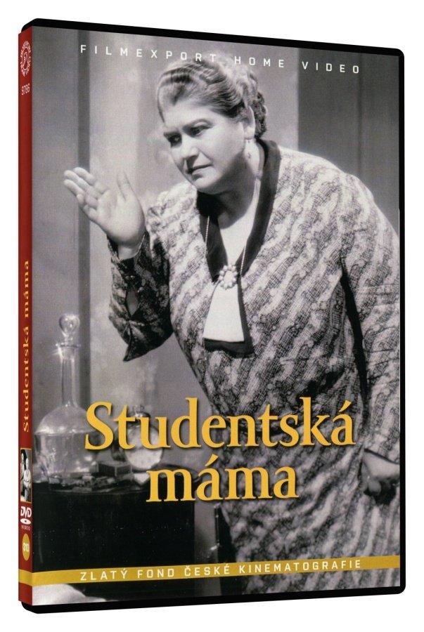 Studentská máma (DVD)