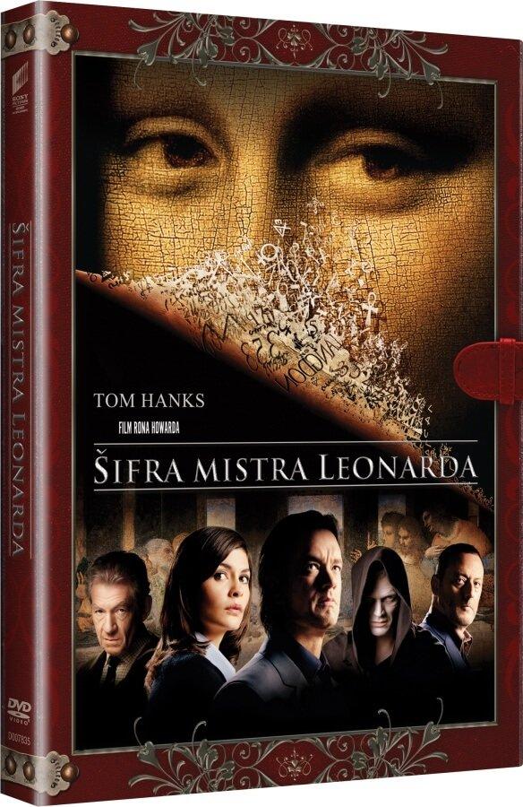 Šifra mistra Leonarda (DVD) - KNIŽNÍ EDICE